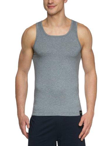 Skiny Herren Unterhemd 6762 / Option Polyamid Hr. Tank Top, Grau (Grey Melange 3373), XX-Large