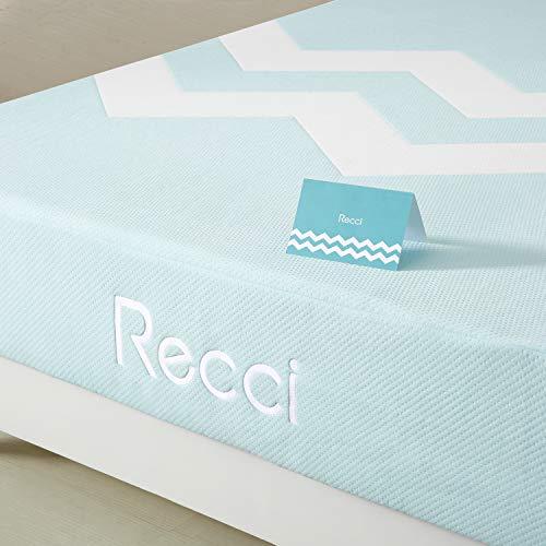 Buy Bargain RECCI 10-Inch Memory Foam Mattress