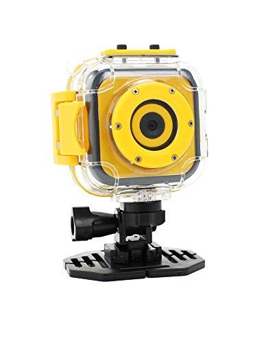Easypix Panox Champion HD cámara para Deporte de acción - Cámara Deportiva (HD, 1280 x 720 Pixeles, 30 pps, 1280 x 720 Pixeles, 720p, 4,5 cm (1.77