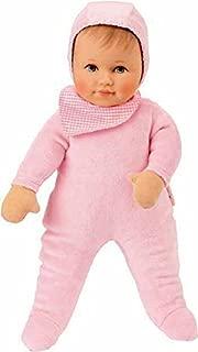 Kathe Kruse Puppa Milena Baby Doll, Pink, 14