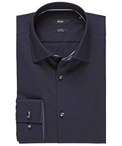 Boss 404 Joey T-shirt Noir Bleu foncé - Bleu - 40 cm