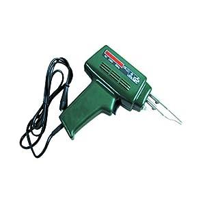 Panamar Fer /à souder /électrique outil de pistolet de soudage /à souder pointe de soudage au crayon de fer /électrique /à haute temp/érature bleu et argent