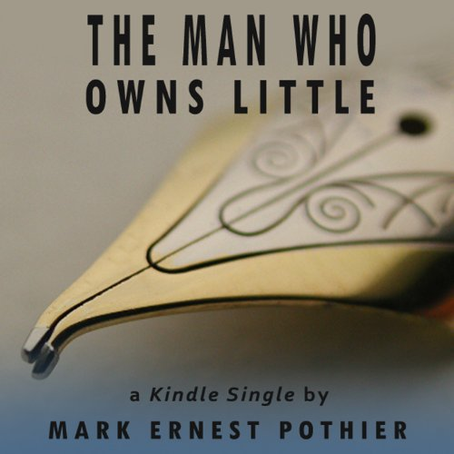 The Man Who Owns Little audiobook cover art