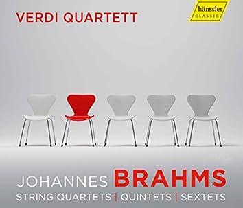Brahms: String Quartets, Quintets & Sextets