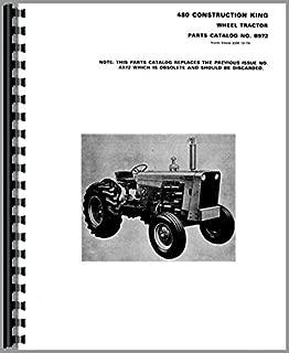 Case 480 CK Construction King Gas & Diesel Parts Manual