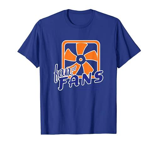 Divertido fan de los fans divertido gráfico Camiseta