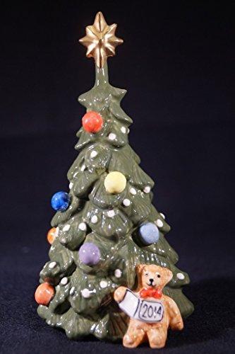 Royal Copenhagen árbol de Navidad 2014