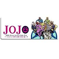 ジョジョの奇妙な冒険アニメマウスパッド,大 四角形 金風 マウスパッド エクステンデッドマット デスクトップ用キーボードパッド-u 40x90x0.4cm(16x35x0.2inch)