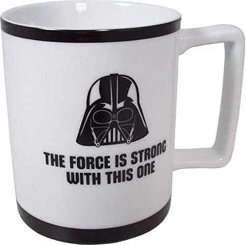 Bluw 13071 - Taza, diseño Star Wars Imperial Darth Vader
