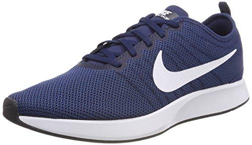 Nike Dualtone Racer, Zapatillas de Gimnasia para Hombre, Azul (Midnight Navy/White/Coastal Bl...
