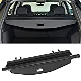 Vesul Retractable Cargo Cover Fit for 2018-2021 Chevy Chevrolet Equinox / 2018-2020 GMC Terrain Security Shade Shield Tonneau Cover Anti-Peeping Luggage Privacy Screen with Extra Canvas Cover