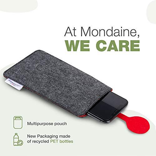Mondaine Classic, Montre en Cuir Noir pour Hommes et Femmes, A660.30314.16SBB, 36 MM