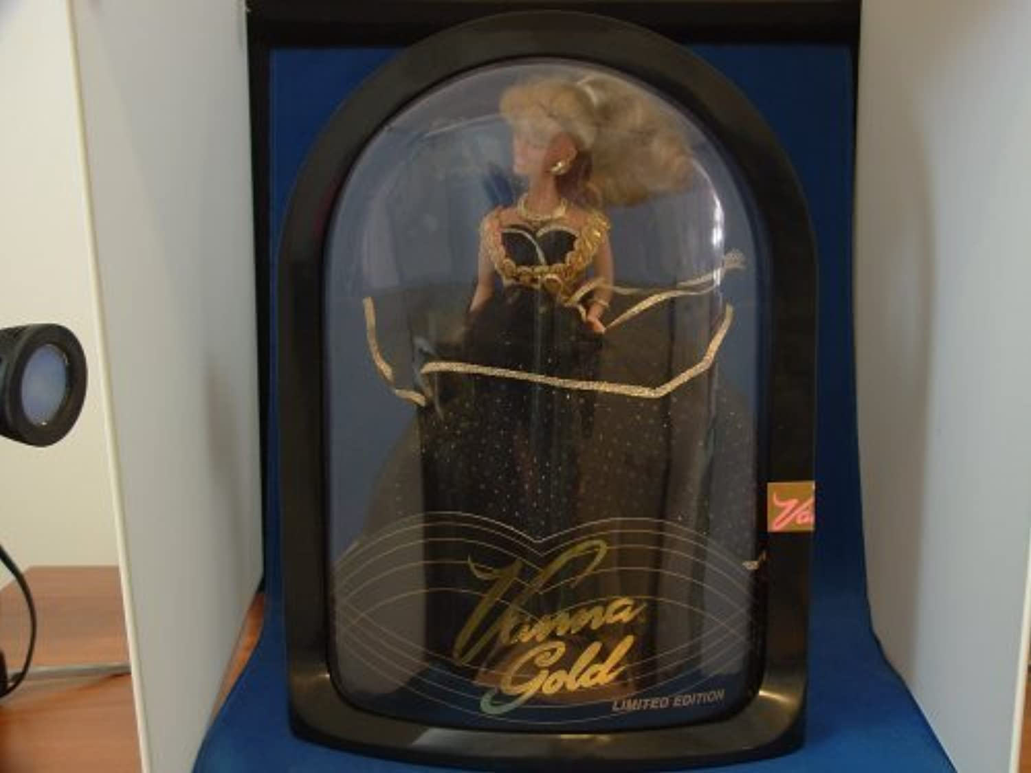 Vanna gold Limited Edition Doll by Vanna White by Vanna White