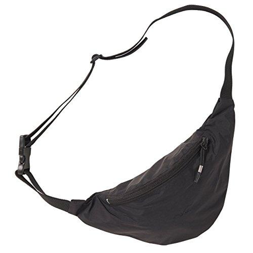 Cleptomanicx Guerteltasche/Hip Bag Simplist schwarz (black)