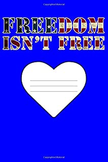 Freedom Isn't Free EMT Notebook