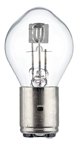 HELLA 8GD 008 898-061 Glühlampe - S2 - Standard - 6V - 35/35W - Sockelausführung: BA20D - Schachtel - Menge: 1