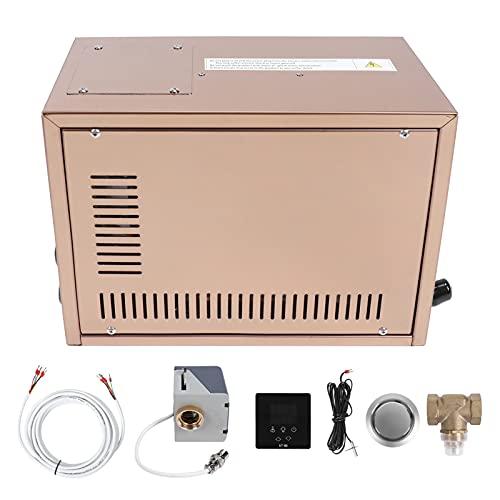 AT‑30S ATCSTEAM 3KW 220‑240V Generatore di Vapore Disincrostante Automatico Telecomando per Bagno Sauna Generatore di Bagno Turco Domestico