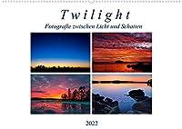 Twilight - Fotografie zwischen Licht und Schatten (Wandkalender 2022 DIN A2 quer): Twilight-Fotografie steht fuer eindrucksvolle Fotografien und Fotokunst zwischen Licht und Schatten. (Monatskalender, 14 Seiten )