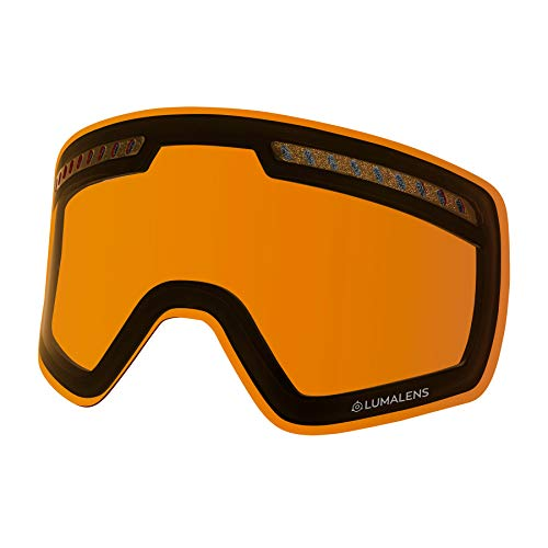 Dragon NFXs Snow Goggle Replacement Lens (Lumalens Amber)