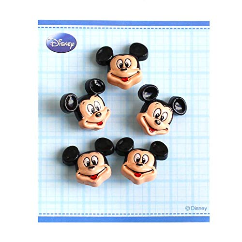 パイオニア ボタン ディズニー ミッキーマウス DI200-DI76 ブラック