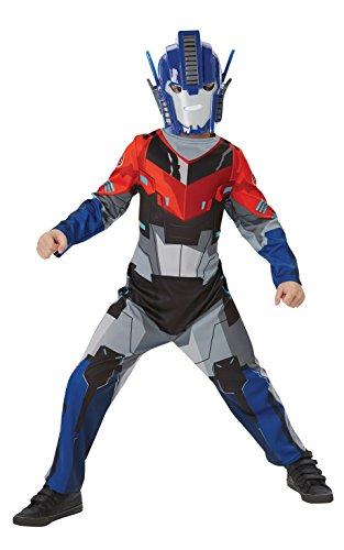 Rubie's officiële Transformers Hasbro Optimus-Prime-kostuum, klassiek, voor kinderen - maat L