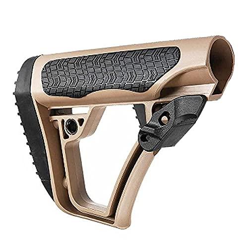 AcmeCreat Durable Polymer Adjustable Shockwave Blade Plstol Brace Fixed Stock Outdoor Sport Tools