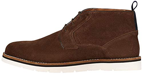 find. Mellor Botas Chukka, Marrón Chocolate Brown, 44 EU
