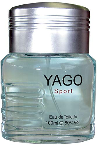 Raphael Rosalee YAGO SPORT Eau de Toilette 100 ml