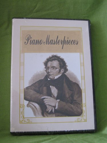 Franz Schubert - Piano Masterpieces (8) - DVD, Video