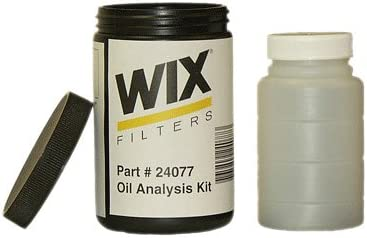 WIX Filters - 24077 Oil Analysis Kit, Pack of 1 product image