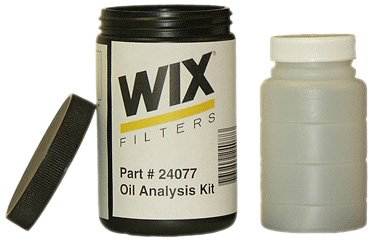 WIX Filters - 24077 Oil Analysis Kit, Pack of 1