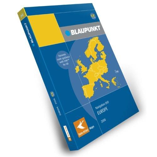 Tele Atlas - DVD Europa 2008 - Blaupunkt TravelPilot EX [import allemand]
