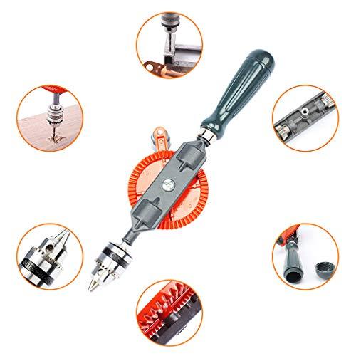 Buy Fullfun 3/8-inch(1.5-10mm) Capacity-Powerful & Speedy Hand Drill