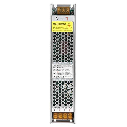 Einstellbarer LED-Treiber für Transformator des Dimm-Netzteils 24V 4.16A 100W LED-Dimm-Netzteil