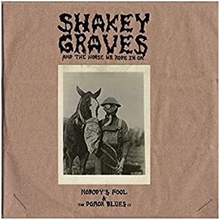SHAKEY GRAVES - AND THE HORSE HE RODE IN ON (LP)