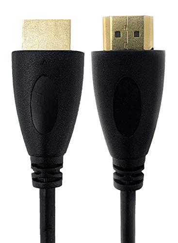 MSC - Cable HDMI de 15 m, con definición de alta calidad de 1080p, compatible con Fire TV, Apple TV, Xbox, PlayStation PS4, PS3, ordenador, canal de retorno de audio