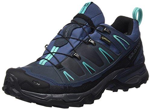 Salomon X Ultra LTR Gore-Tex Women's Walking Shoes - SS17-6.5 - Black