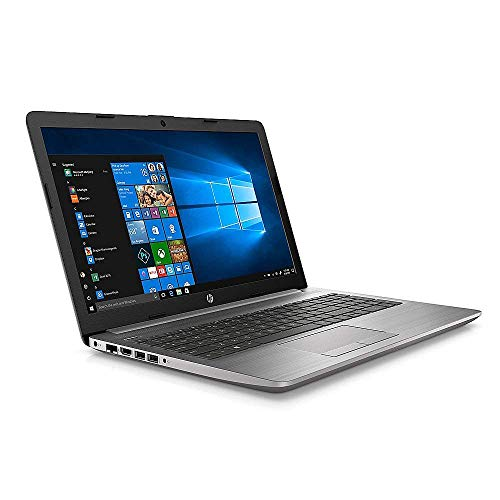 HP Notebook (15,6 Zoll), HD Display, AMD A4 2 x 2.50 GHz, 8 GB RAM, 256 GB SSD, HDMI, AMD R3 Grafik, Webcam, Windows 10 Pro