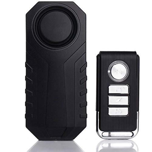 Bels Alarmanlage Bewegungsmelder WiFi,Motorrad Fahrrad Alarm Diebstahlsicherung Alarm Mit Fernbedienung Ip55...