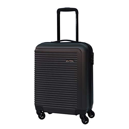 Skyflite Alpha S530 54cm Graphite ABS Hardshell Cabin Suitcase