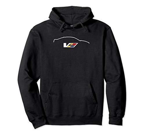 CTSV Logo Outline Pullover Hoodie