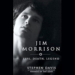 Jim Morrison cover art