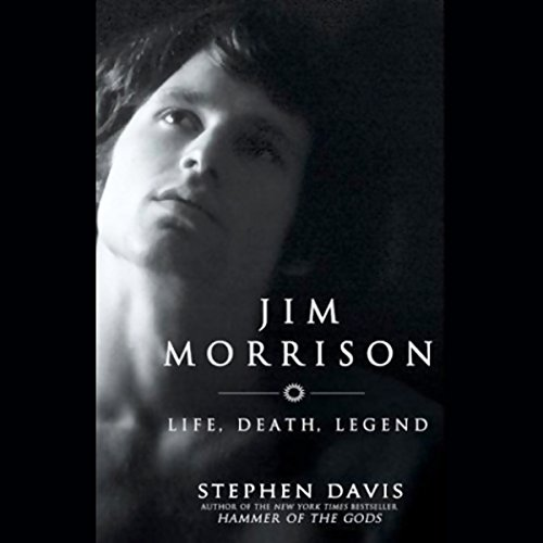 Jim Morrison cover art