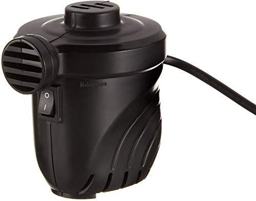 High Peak Elektropumpe 230V, E-pumpe, 3 extra Ventile, extra stark