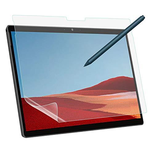 MoKo Pellicola Protettiva Protezione Schermo compatibile con Microsoft Surface Pro X, Pellicola Anti- Graffi, Tablet Accessori, Protezione compatibile con Microsoft Surface Pro X - Transparente