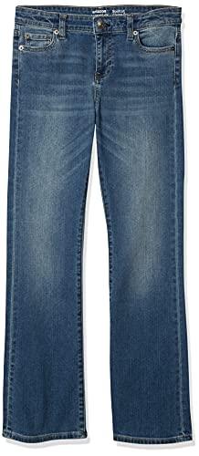 Amazon Essentials Girls' Boot-Cut Jeans Niñas