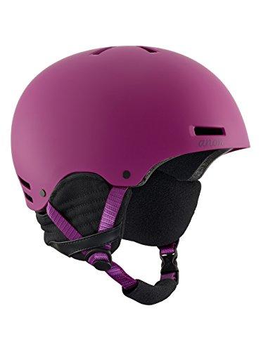 Anon Damen Greta Snowboardhelm, Purple EU, L