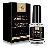 Saviland Nail Dehydrator Fast Dry Dehydrator Base Varnish for Acrylic Powder and Gel Nail Polish 0.5 oz