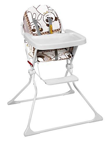 Cadeira de Refeição Alta Standard II, Galzerano, Panda, Até 15 kg