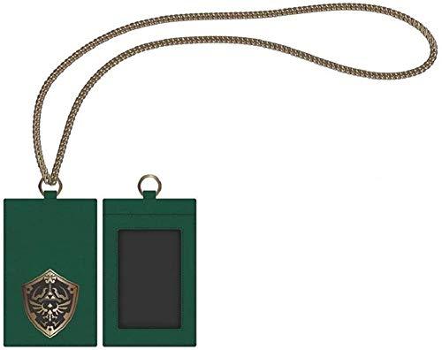 Nintendo Zelda Chain Lanyard With ID Badge Holder